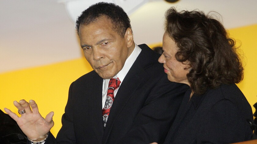 Muhammad Ali, Lonnie Ali