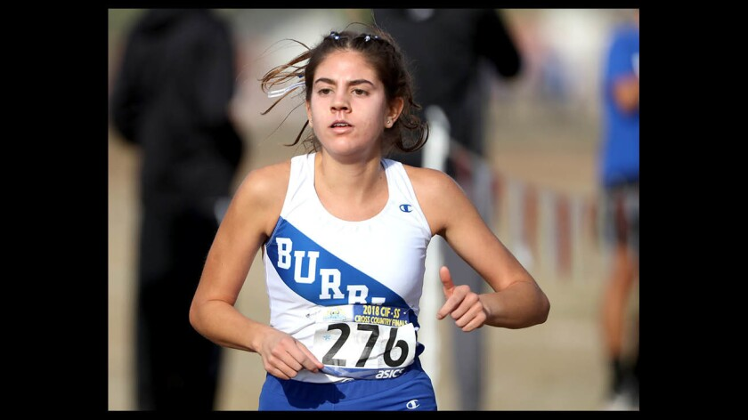 Photo Gallery: Locals participate in CIF SS cross country finals