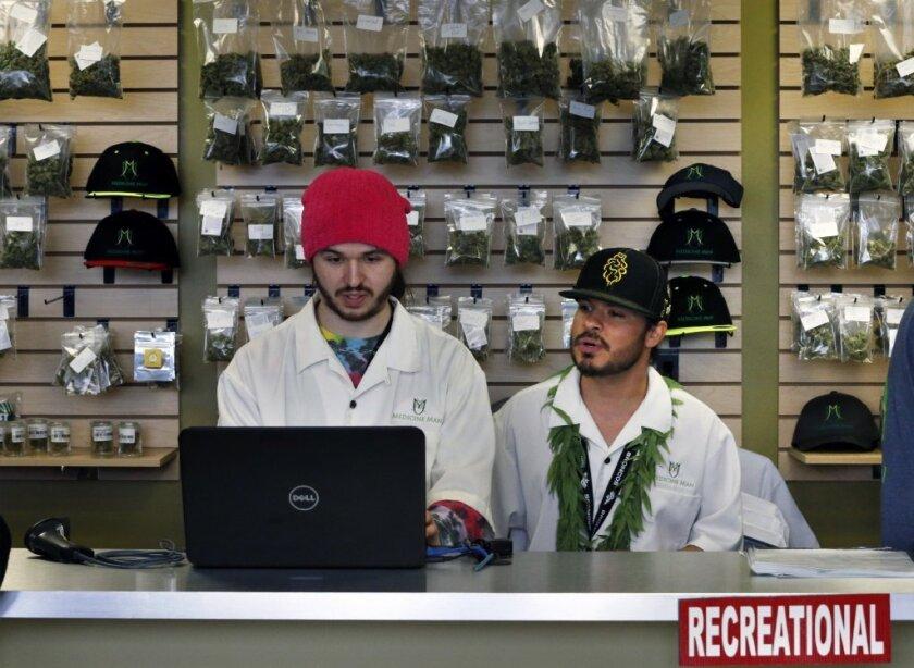 Colorado marijuana store