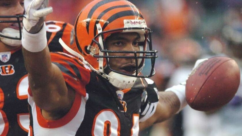 Former NFL wide receiver T.J. Houshmandzadeh has scored a sale in Newport Coast, selling his home in a guard-gated community for $4.085 million.