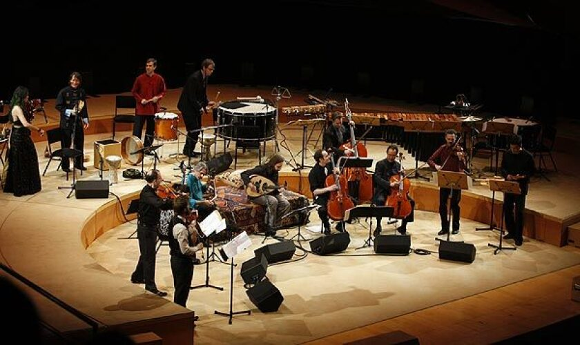 The Silk Road Ensemble