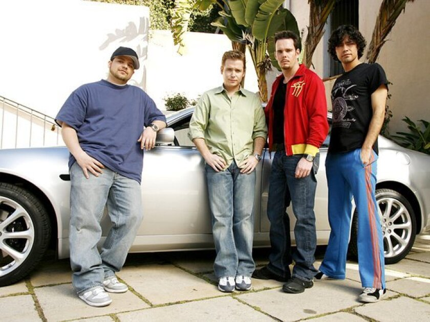 """Included among 14 feature films is a Warner Bros. movie version of the HBO TV series """"Entourage."""""""