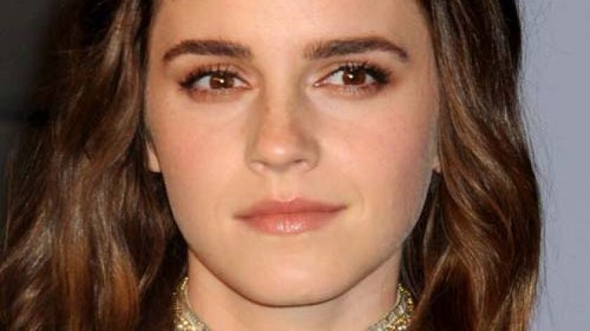 Emma Watson bombarded by grammar police correcting her bungled Time's Up tattoo