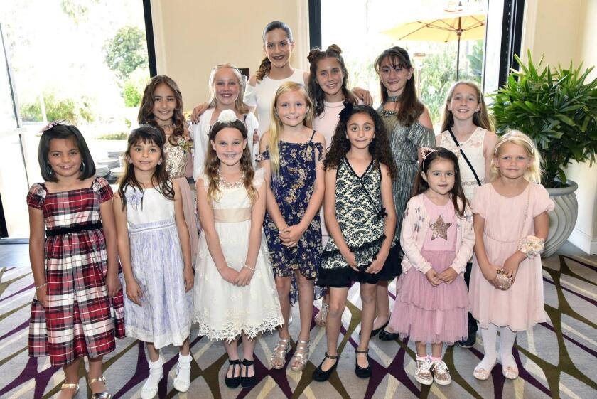 The pretty girls in the back row are Soleil, Grace, Olivia, Julia, Hailey, Julia. The pretty girls in the front are Valentina, Annabelle, Keela, Dylan, Kylie, Paige, Madeleine.