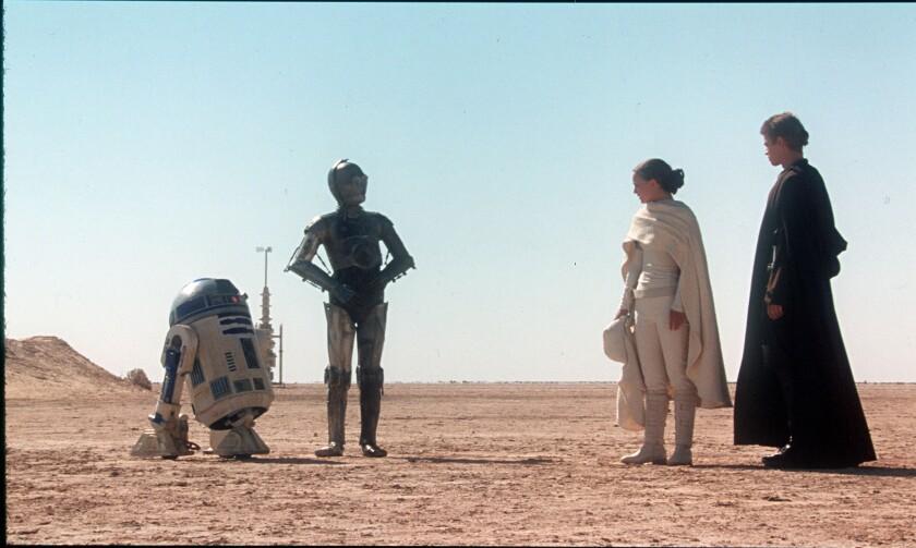 'Star Wars: Episode II - Attack of the Clones'