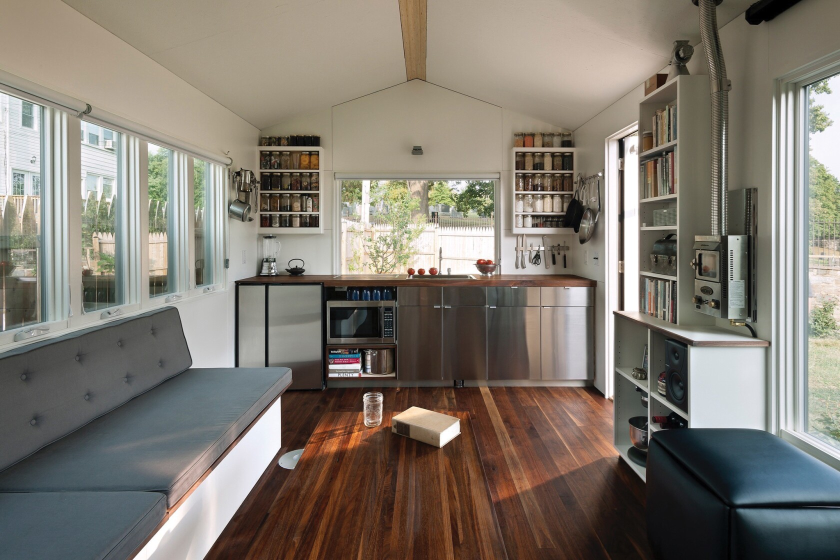 Q&A: Mimi Zeiger on design, density and her new book 'Tiny Houses in the City'
