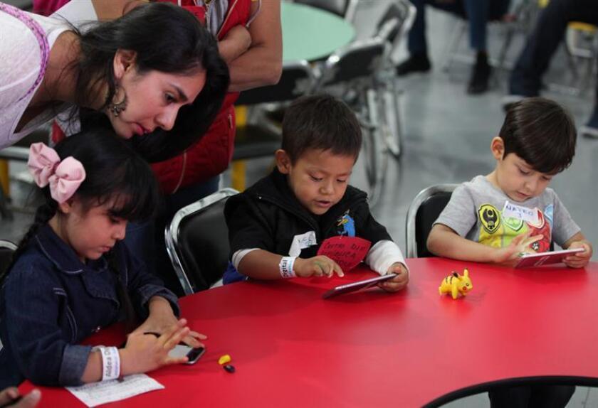 """""""Deslixate"""" es una nueva aplicación móvil creada por mexicanos, con el fin de alertar sobre indicios de dislexia en niños de entre siete y doce años, informó hoy el Consejo Nacional de Ciencia y Tecnología (Conacyt). EFE/Archivo"""