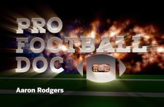 Pro Football Doc: Aaron Rodgers