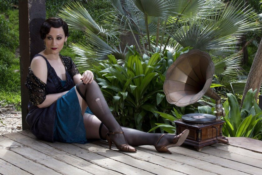 "Broadway veteran Eden Espinosa takes on a signature role in the Old Globe's ""Rain."""