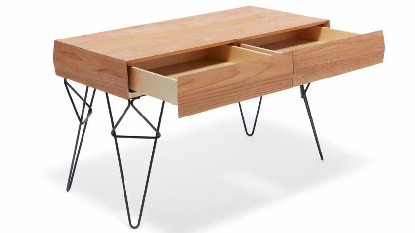 Stephen Kenn's Bowline console table