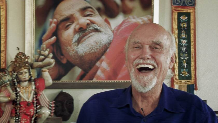 Ram Dass in 'Becoming Nobody'