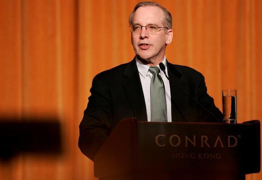 El presidente del Banco de la Reserva Federal de Nueva York, William C. Dudley. EFE/Archivo