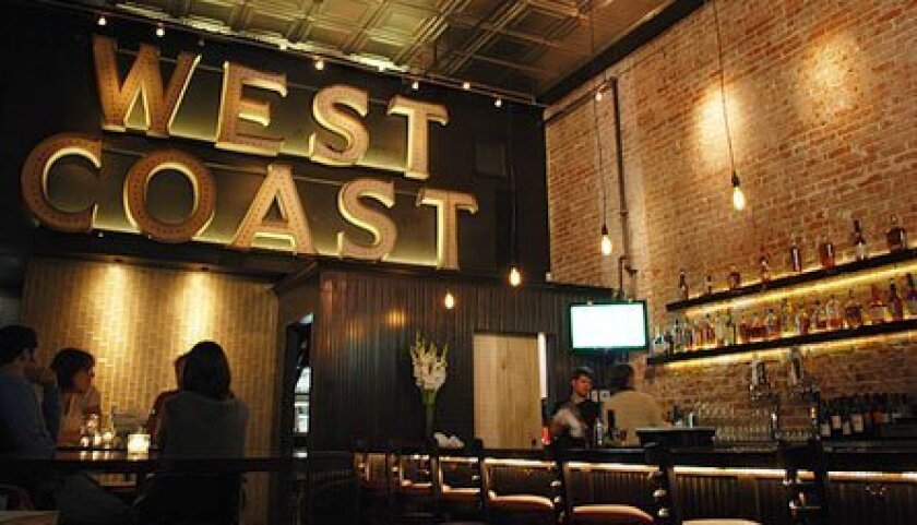 West Coast Tavern, formerly Hawthorn's, in North Park.