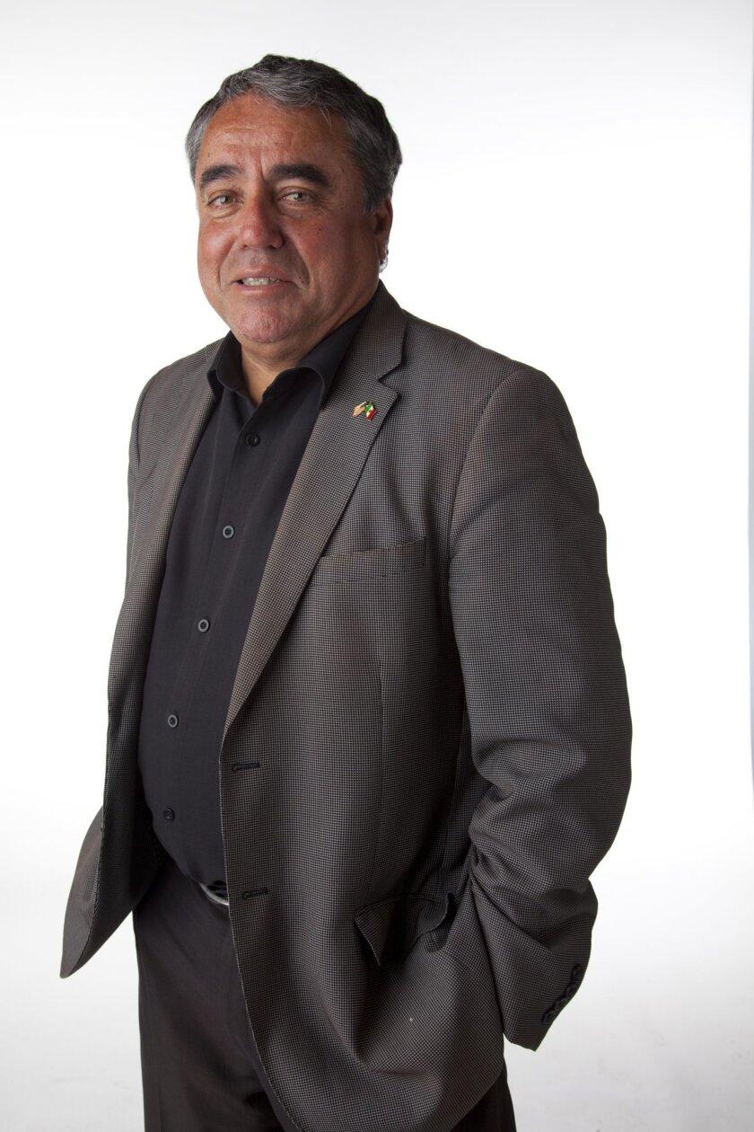Enrique Morones, Pro-Immigration activist.