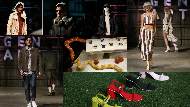 Gen Art Fresh Faces in Fashion 2016