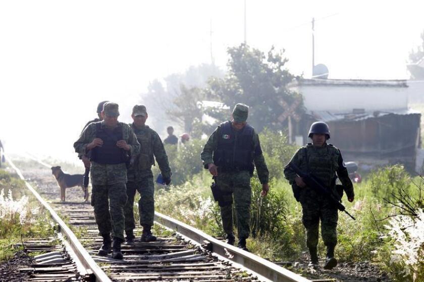 Evacúan tres escuelas de una ciudad mexicana por fuga de gas durante robo