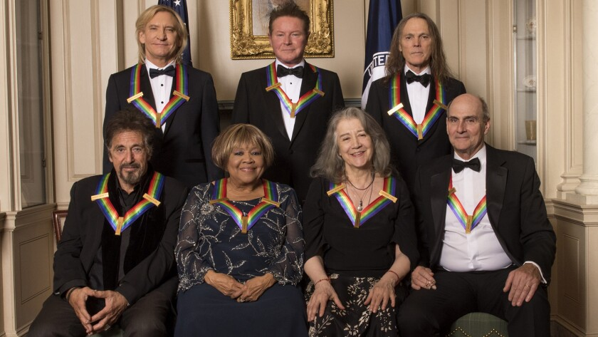 """The 39th Kennedy Center Honors"""