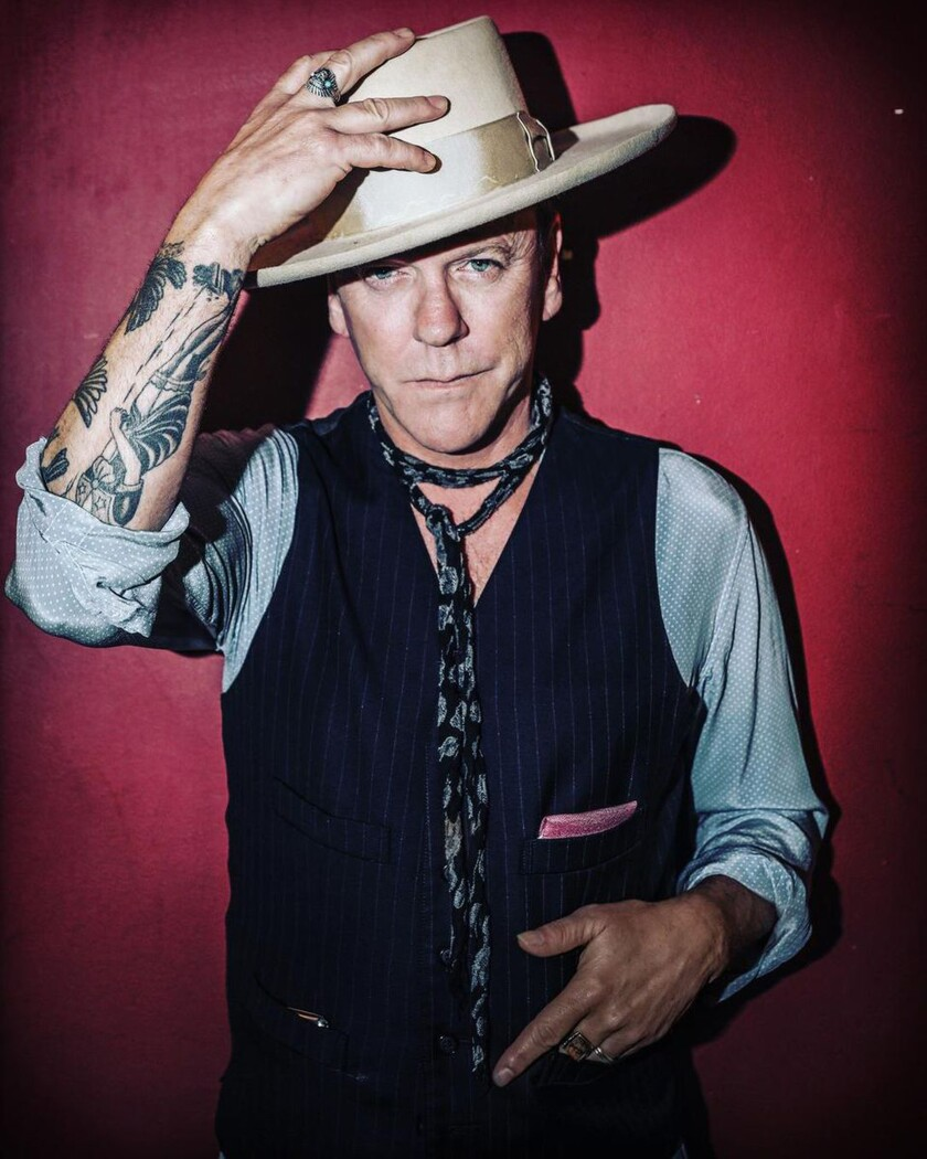 A photo of Kiefer Sutherland