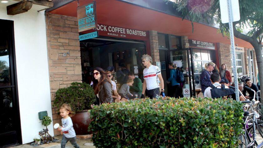 Sacred Grounds A Coffeehouse Tour Of La Jolla La Jolla Light