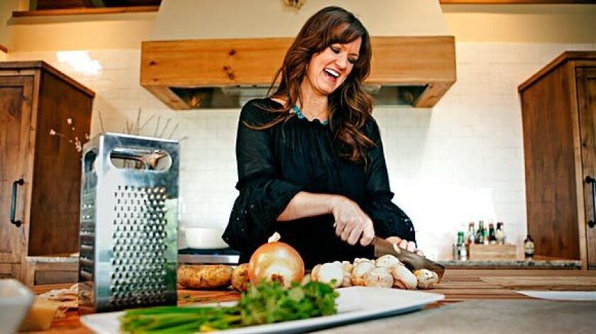 Ree Drummond's the Pioneer Woman gets about 13 million page views a month.