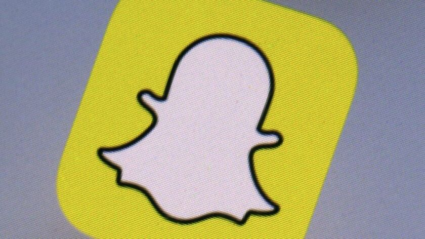Snap infringed six patents issued in 2012 and 2014, BlackBerry is alleging.