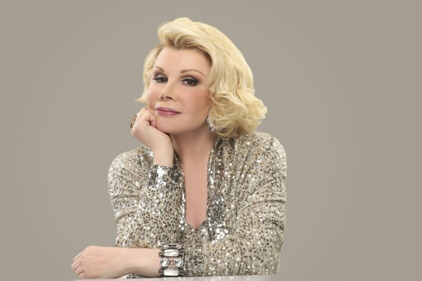 "Joan Rivers won the reality TV competition ""Celebrity Apprentice"" in 2009."