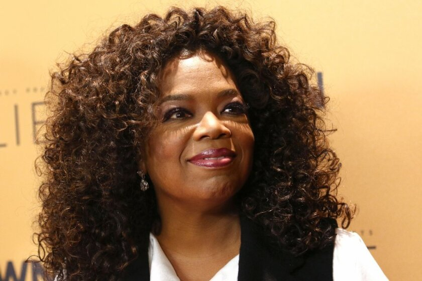 Hot Property | Oprah Winfrey