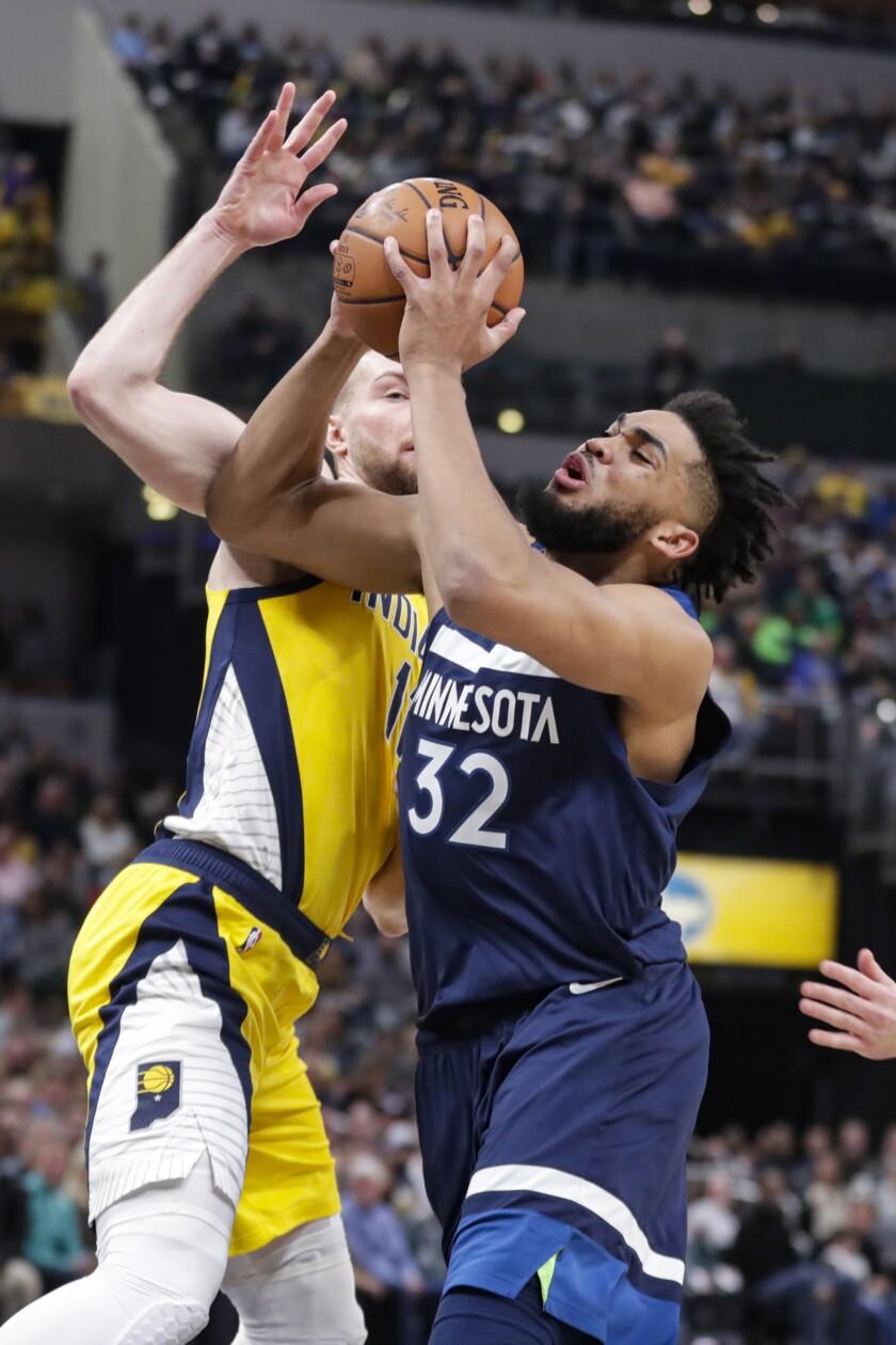 Brogdon S Tiebreaking Basket Sends Pacers Past Timberwolves The
