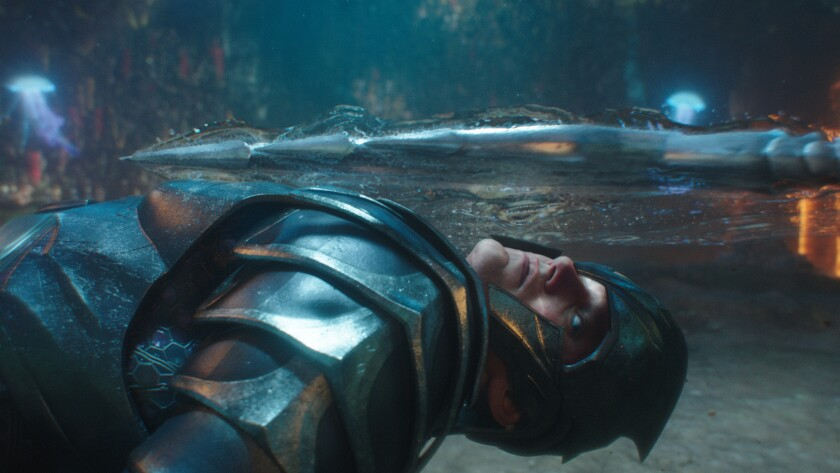 """PATRICK WILSON as King Orm in Warner Bros. Pictures' action adventure """"AQUAMAN,"""" a Warner Bros. Pict"""