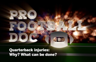 Pro Football Doc: Quarterback injuries: Why? What can be done?