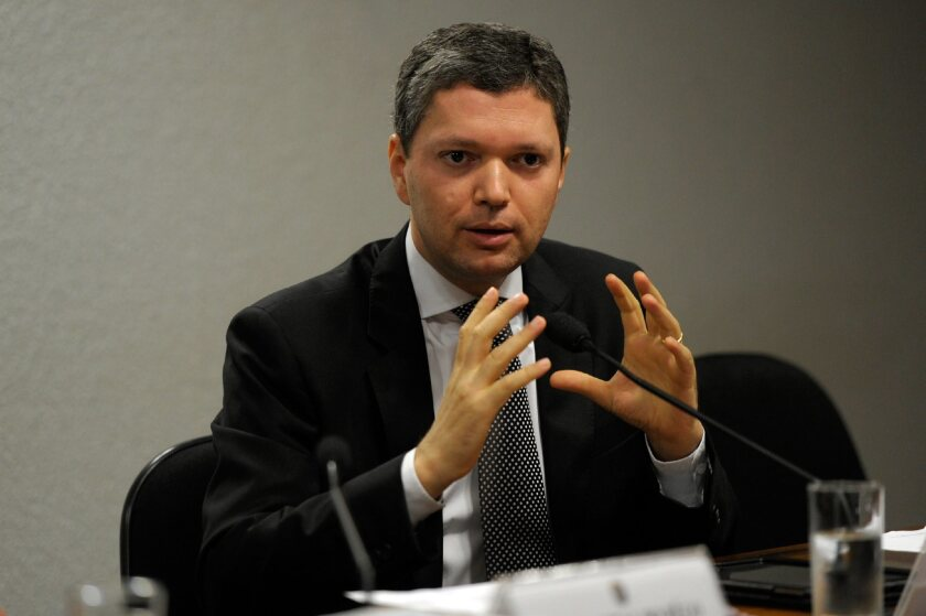 Transparency Minister Fabiano Silveira