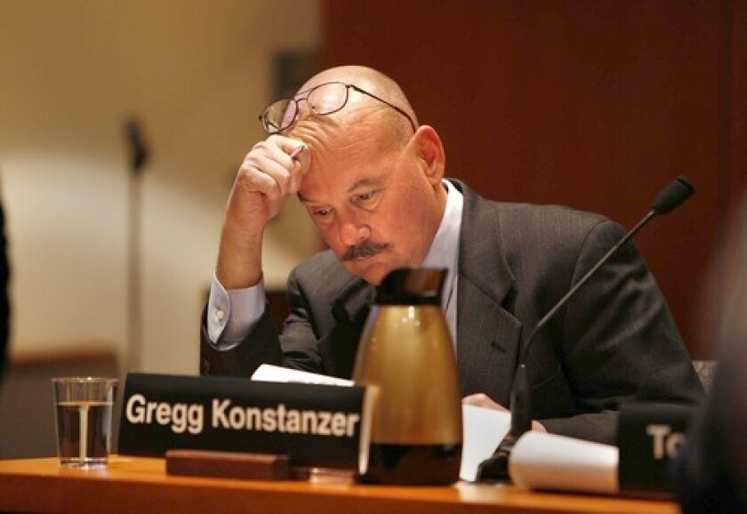 Connex Asst. GM Gregg Konstanzer