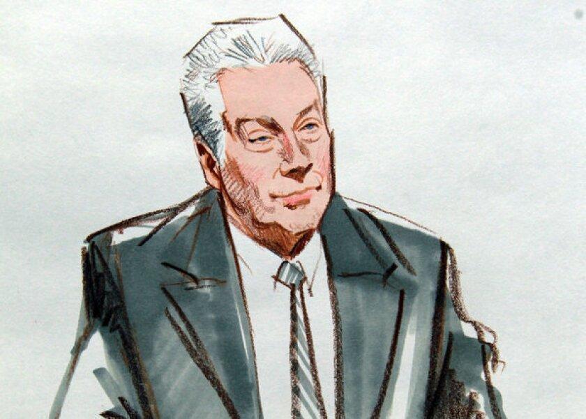 Drew Peterson in court