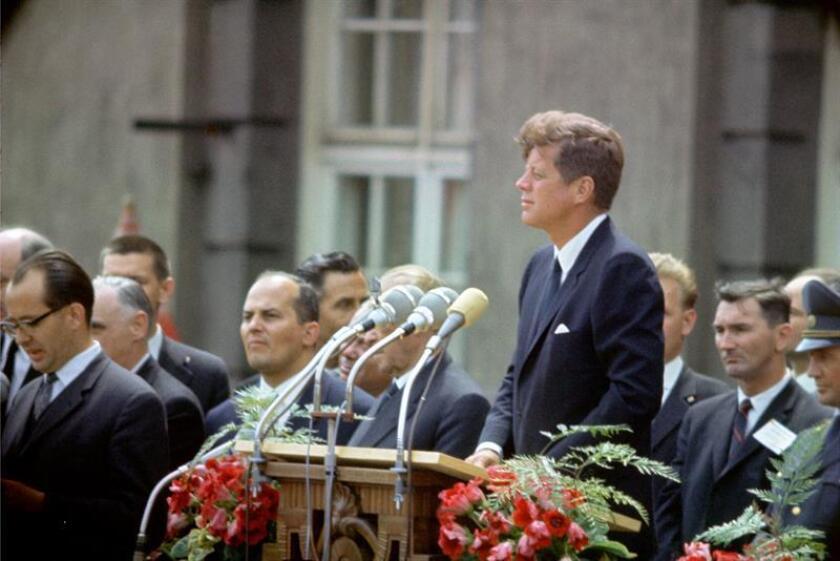 Desclasifican 10.744 documentos más sobre el asesinato de John F. Kennedy