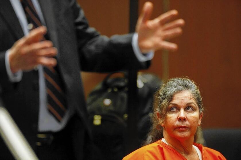 Spaccia sentenced