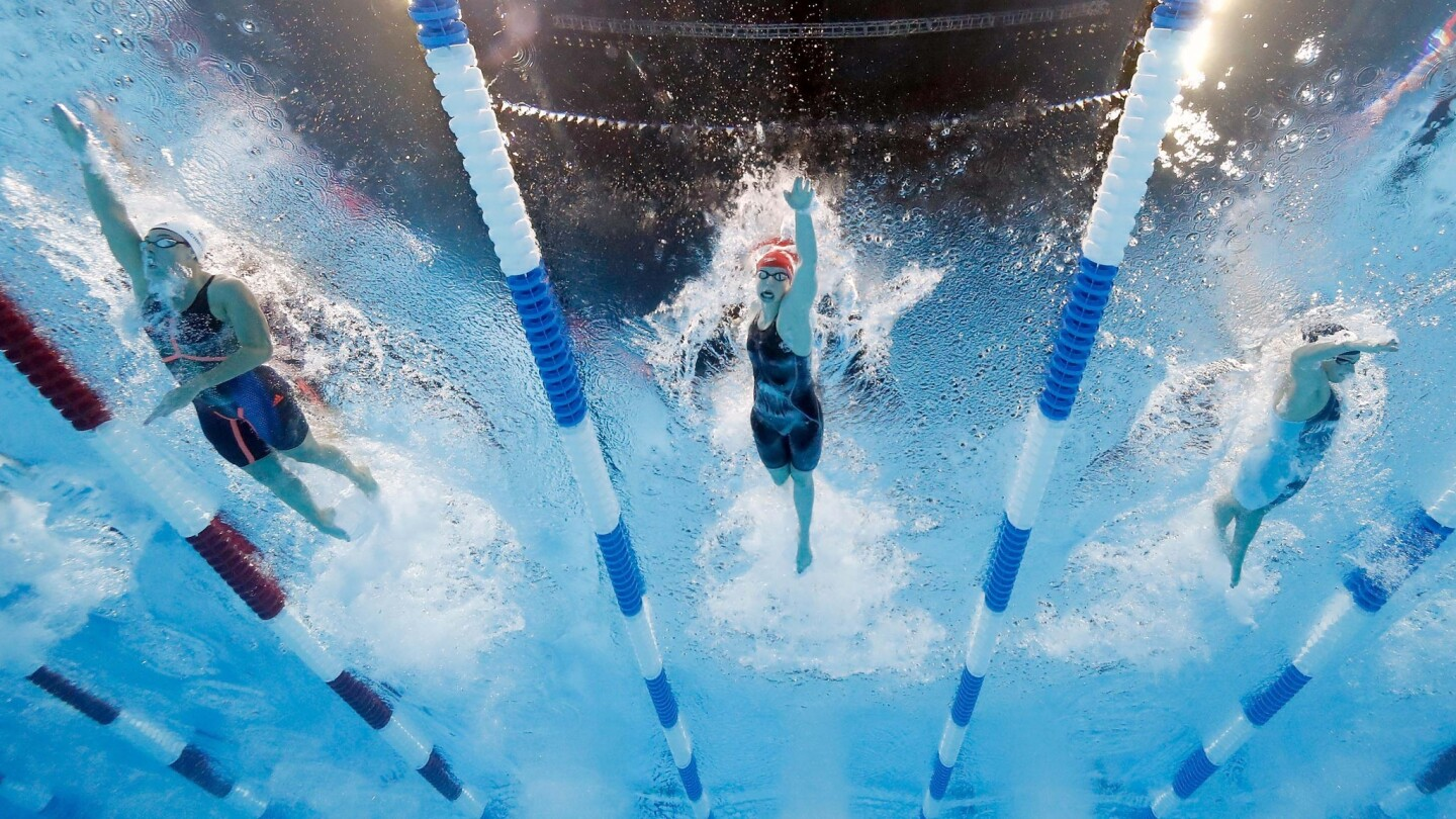Photos: USA Olympic Swimming Trials - Los Angeles Times