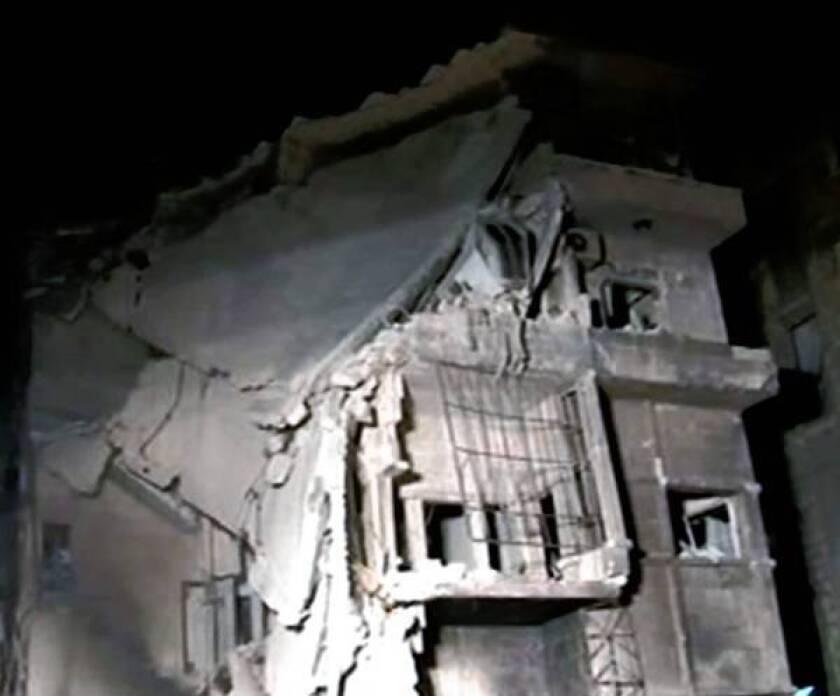 Syria car bombing kills more than 25 in Aleppo