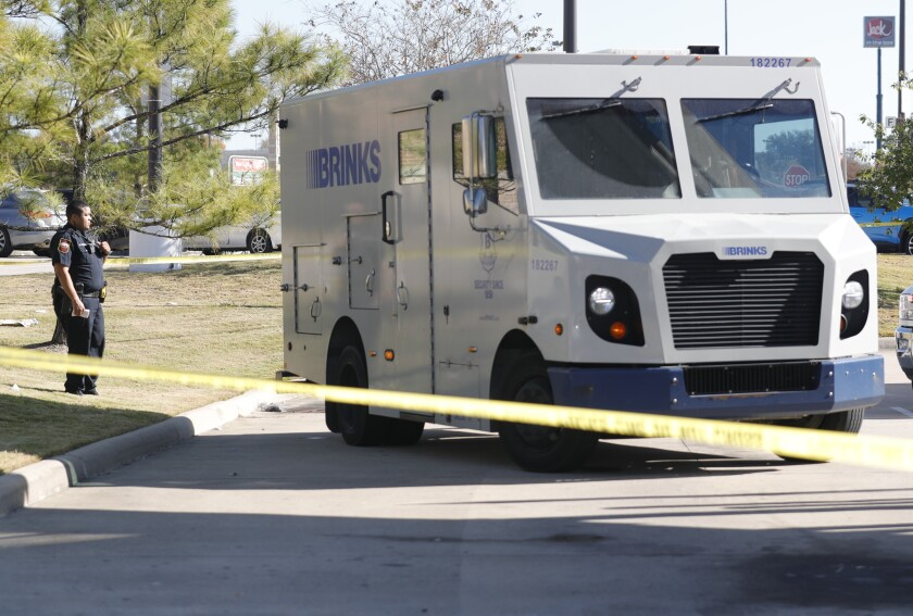 Armored Truck Robbery