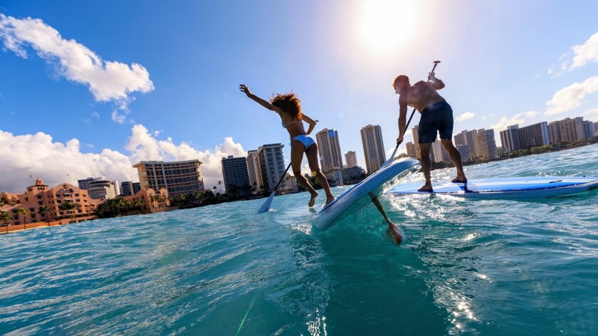 The 9 3 million people who visited Hawaii last year paid