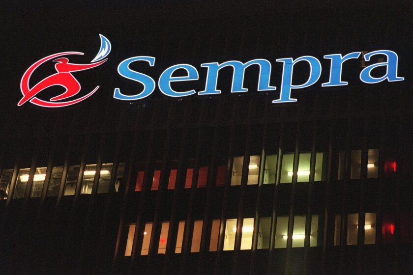 Sempra is one of a handful of major corporations that call San Diego home.