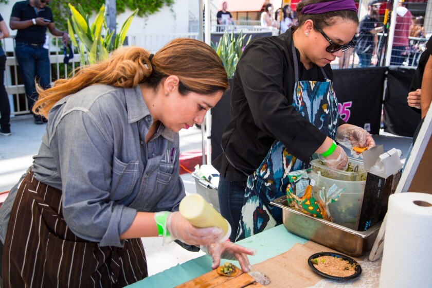 The 2nd Annual Sabor Latino Food, Beer and Wine Festival. (Courtesy photo)