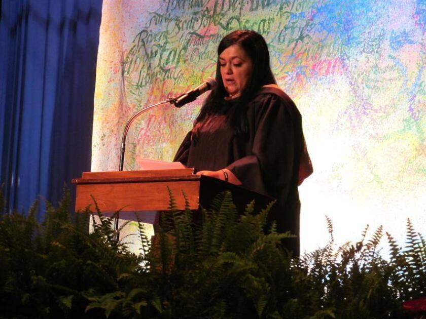 La hija del independentista, Clarisa López Ramos, López Rivera puede ser liberado antes de mayo de una prisión en el estado de Indiana porque ya cuenta con una dirección residencial y puesto de trabajo. EFE/Archivo