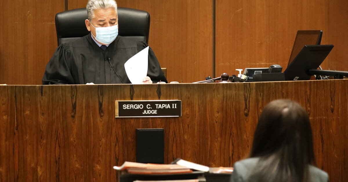 L.A. County court will fire employees who don't get coronavirus vaccine after full FDA approval