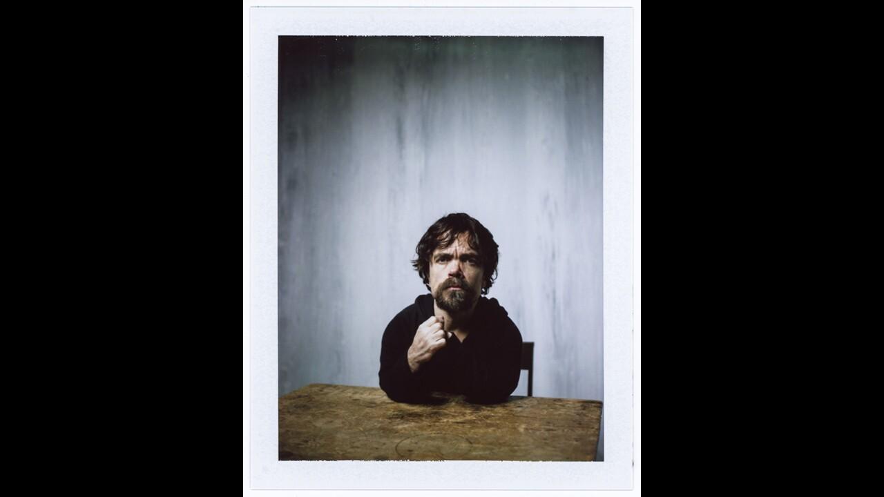 L.A. Times 2017 Sundance Polaroid-style portraits