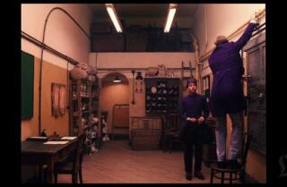 'The Grand Budapest Hotel' Movie review by Kenneth Turan.