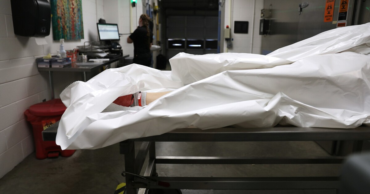 In the rush to harvest body parts, death investigations have been upended