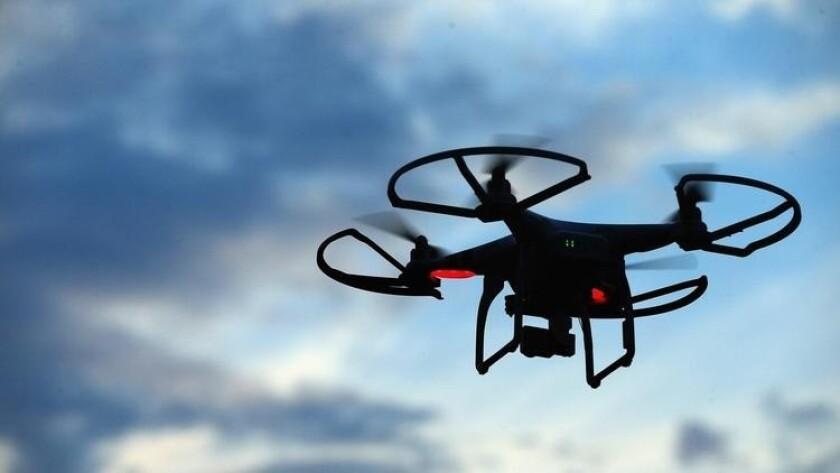 Sheriff drones