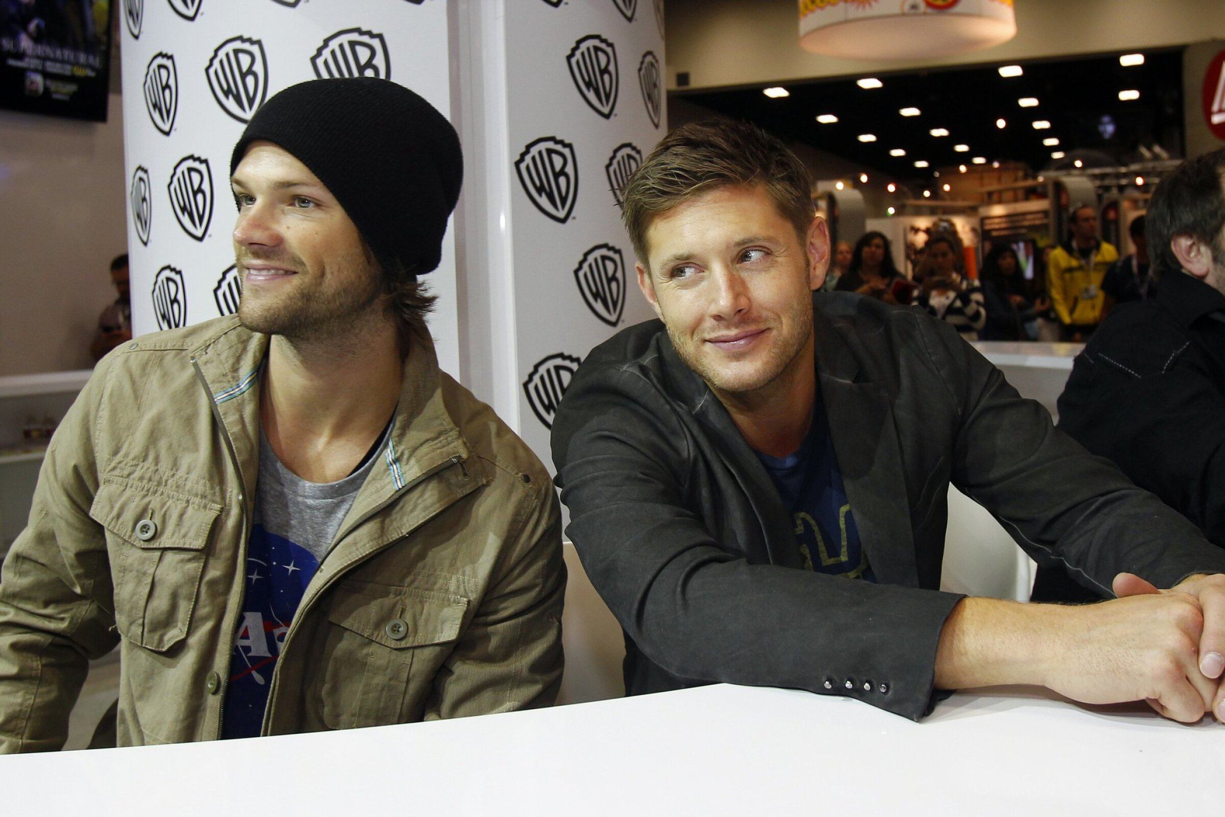 Supernatural at Comic Con