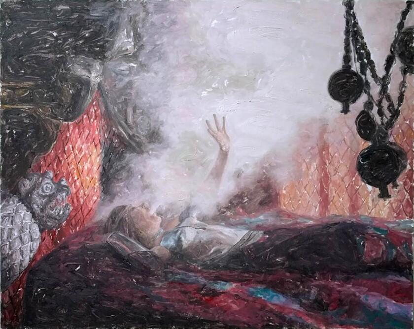 Aramis Gutierrez, 'Morgana,'