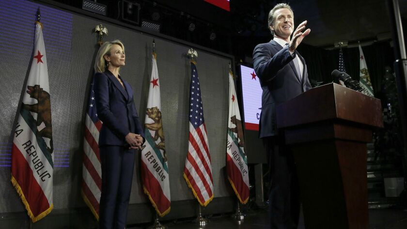 Gavin Newsom, Jennifer Siebel Newsom